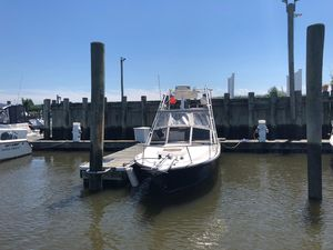 Used Blackfin Combi Cuddy Cabin Boat For Sale