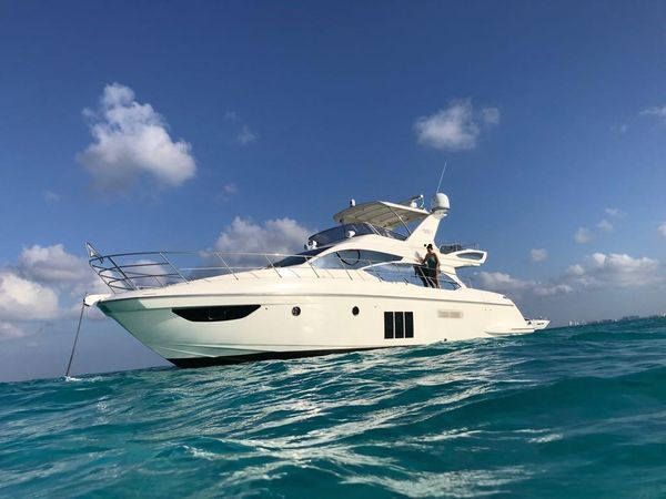 Used Azimut 53 Cat Power Cruiser Boat For Sale