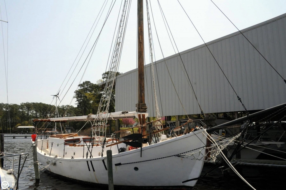 Used Custom 38 Antique and Classic Sailboat For Sale