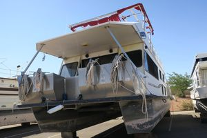Used Myacht Houseboat 53x15Houseboat 53x15 House Boat For Sale
