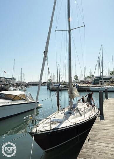 Used C & C Yachts 39 Racer and Cruiser Sailboat For Sale
