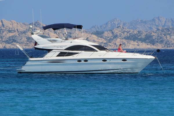 Used Fairline Phantom 46 Motor Yacht For Sale