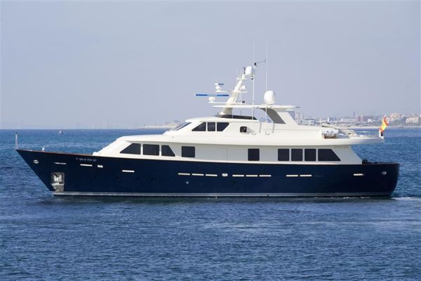 Used Benetti 95 Motor Yacht For Sale