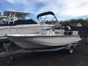 Used Boston Whaler 170 MTK Sports Fishing Boat For Sale