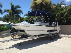 Used Pro Sports 1800 BayKat With Yamaha Four Stroke and Trailer1800 BayKat With Yamaha Four Stroke and Trailer Bay Boat For Sale