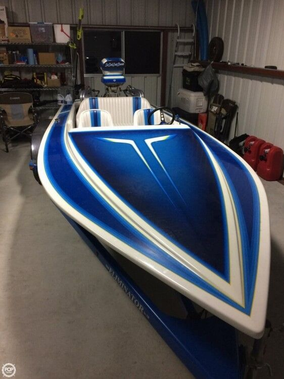 Used Eliminator Sprint High Performance Boat For Sale