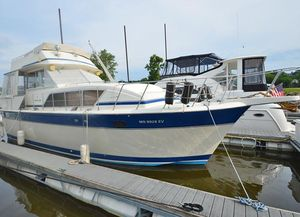 Used Chris-Craft 410 Commander Motor Yacht For Sale