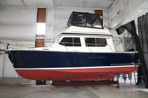 Used Sabreline 34 Cruiser Boat For Sale