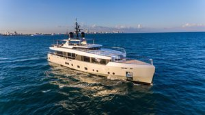 Used Admiral Impero Motor Yacht For Sale