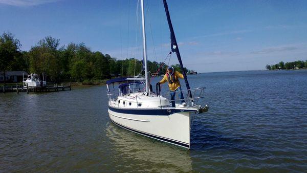 Used Seaward 32RK Cruiser Sailboat For Sale