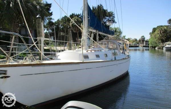 Used Morgan 41 Sloop Sailboat For Sale