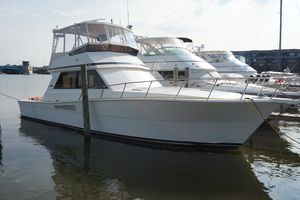 Used Viking 45 Convertible Fishing Boat For Sale