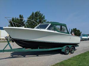 Used Bertram MK II Motor Yacht For Sale