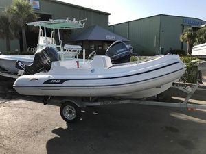 Used Inflatable AB Inflatable DLX Tender Boat For Sale