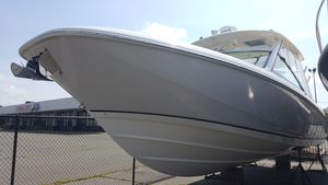 Used Boston Whaler 320 Vantage High Performance Boat For Sale