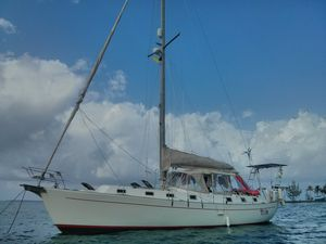 Used Morgan 461 Cruiser Sailboat For Sale