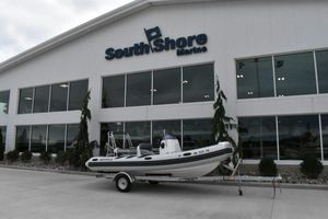 Used Brig Inflatables 520 Navigator Rigid Sports Inflatable Boat For Sale