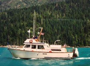 Used Rawson Tricabin Trawler Boat For Sale