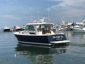 Used Back Cove 30 Express Cruiser Boat For Sale