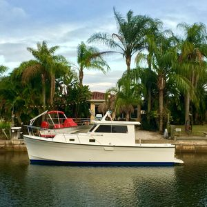Used Luhrs Custom Alura Pilothouse Boat For Sale