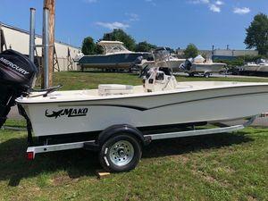 New Mako SKIFF 17 CCSKIFF 17 CC Bay Boat For Sale