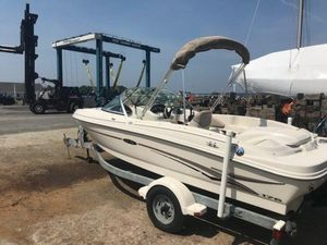 Used Sea Ray 176 Bowrider176 Bowrider Runabout Boat For Sale