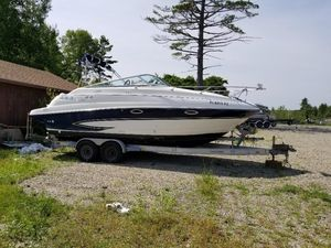 Used Glastron 25' GS25' GS Bowrider Boat For Sale