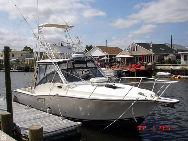 Used Albemarle 320 Express Fisherman Sports Fishing Boat For Sale