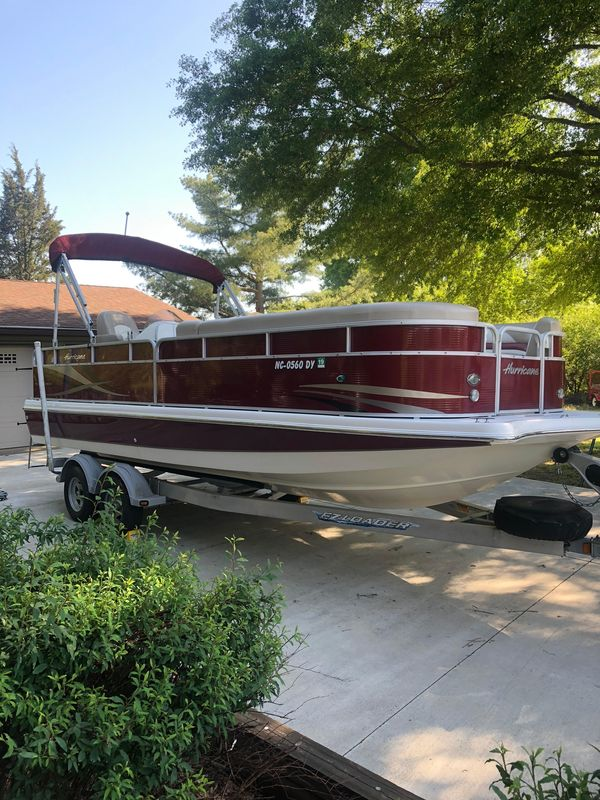 Used Hurricane Fun Deck 236 Bowrider Boat For Sale