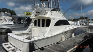 Used Luhrs 320 Tournament Convertible Fishing Boat For Sale