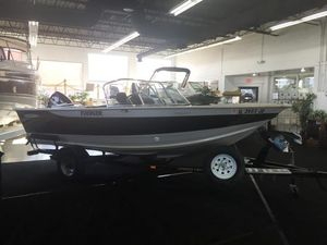 Used Smoker Craft 172 Millentia Freshwater Fishing Boat For Sale