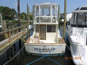 Used Chris-Craft 360 Commander Convertible Fishing Boat For Sale
