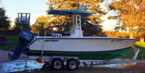 Used Contender 21 Open Fish Motor Yacht For Sale