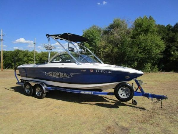 Used Supra Launch 21 VLaunch 21 V Ski and Wakeboard Boat For Sale