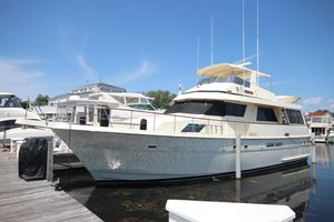 Used Hatteras 60 Motor Yacht Motor Yacht For Sale