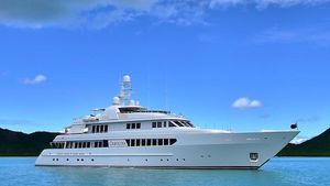 Used Feadship 1997/2014 158ft TRI Deck Motor Yacht Motor Yacht For Sale