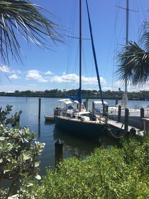 Used S2 Center Cockpit 9.2 Cruiser Sailboat For Sale