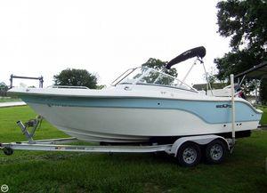 Used Sea Fox 216 DC Bowrider Boat For Sale