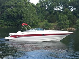 Used Crownline 320 LS Bowrider Boat For Sale