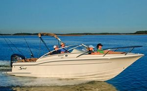 Used Scout 225 Dorado Freshwater Fishing Boat For Sale