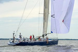Used Custom R/P 66 Racer and Cruiser Sailboat For Sale