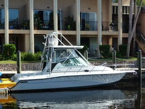 Used Stamas 290 Express Single Diesel Express Cruiser Boat For Sale