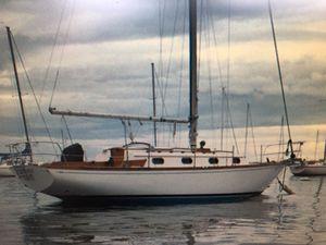 Used Cape Dory 31 Cruiser Sailboat For Sale