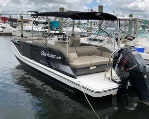 Used Bayliner Element XR7Element XR7 Deck Boat For Sale