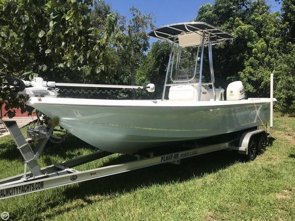 Used Bulls Bay 2200 Bay Boat For Sale