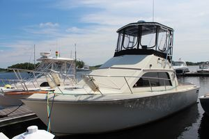 Used Pacemaker 31 Sports Fishing Boat For Sale