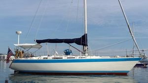 Used Wauquiez 38 Cruiser Sailboat For Sale