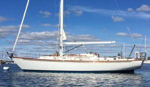 Used Hinckley Sou'wester 42 MK II Sloop Cruiser Sailboat For Sale