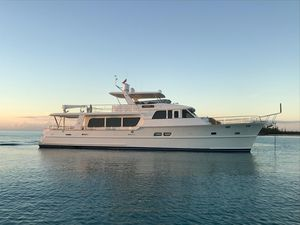 Used Grand Banks 72 Aleutian RP Pilothouse Boat For Sale