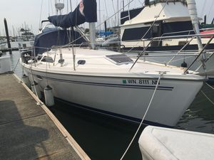 Used Catalina 310 Sloop Sailboat For Sale